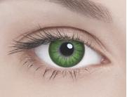 Адриа линзы контактные цветные Гламур зеленый /8,6/-3,0D 2шт.