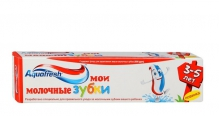 Аквафреш паста зубная детская Мои молочные зубки 3-5 лет 50мл