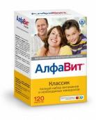 АлфаВит Классик витамины таблетки 120 шт.