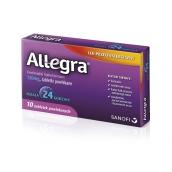 Аллегра таблетки 120мг 10 шт.
