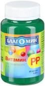 Благомин Витамин РP (никотиновая кислота) №90 капсулы