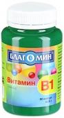 Благомин Витамин В1 (тиамин) №90 капсулы