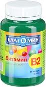 Благомин Витамин В2 (рибофлавин) №90 капсулы