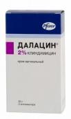 Далацин 2% крем вагинальный 20г + 3 аппликатора