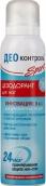 Деоконтроль спорт дезодорант для ног 150мл