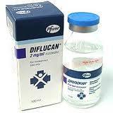 Дифлюкан 2мг/мл раствор для инфузий 200мл флакон