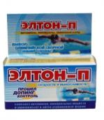 Элтон П 500мг №60 таблетки