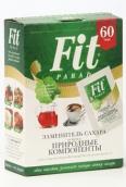 ФитПарад N7 заменитель сахара из природных компонентов,саше 60гр
