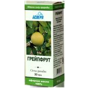 Грейпфрут масло эфирное 10мл