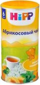 Хипп чай абрикосовый с 6 мес 200г