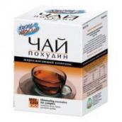 Худеем за неделю чай черный Похудин Жиросжигающий комплекс 25 пакетиков