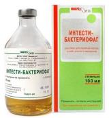 Интести-бактериофаг жидкий 100мл