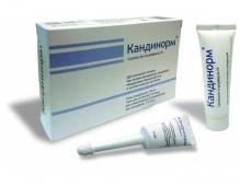 Кандинорм Complex Gel комплекс для интимной гигиены