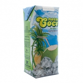 Коко Велл кокосовая вода Nosso Pure 330мл 1шт
