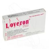 Лаверон для женщин 250мг №30 таблетки