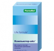 Лайф Формула Компьютер-айз №30 таблетки